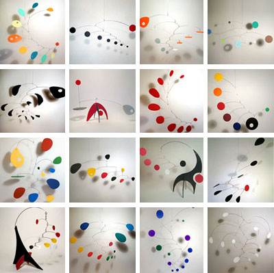 Mobiles by Julie Frith